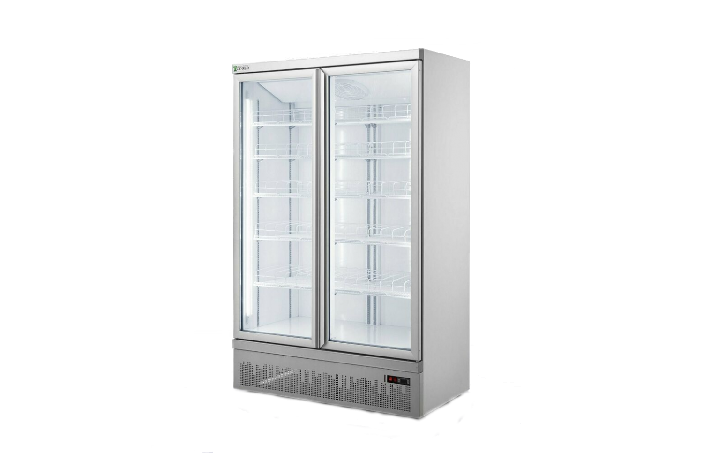 Kühlschränke mit Glastüren